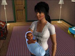 Recém-nascido (The Sims 3)