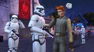 The Sims 4 Star Wars - Jornada para Batuu (Captura de tela 5)