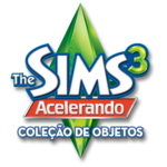 Logo The Sims 3 Acelerando