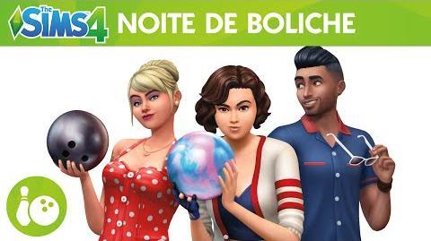The Sims 4 Noite de Boliche Coleção de Objetos Trailer Oficial