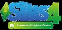 Logo The Sims 4 Assombroso (Primeira Versão)