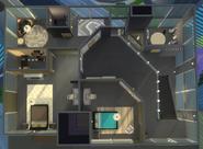 Apartamentos Pináculo (terceiro andar)