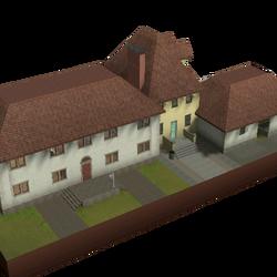 Casa das Samambaias