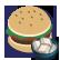 Comida Hambúrguer Vegetariano