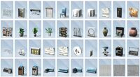 The Sims 4 - Escapada Gourmet - Itens (3)