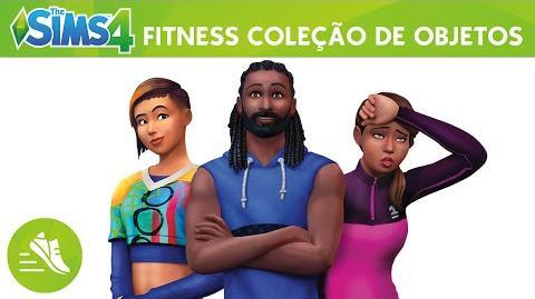 The Sims 4 Fitness Coleção de Objetos Trailer Oficial