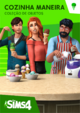 Capa The Sims 4 Cozinha Maneira