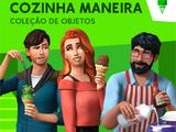 The Sims 4: Cozinha Maneira