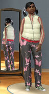 Dorie Hart-corpo inteiro