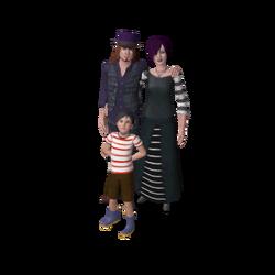 Família Caixão TS3