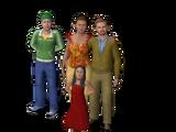 Família Solteirus