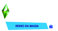 The Sims 4 - Reino da Magia (Logo)