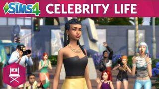 Trailer do The Sims™ 4 Rumo à Fama Vida de Celebridade