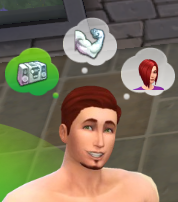 Vontade The Sims 4
