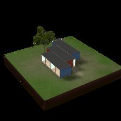 Casa de Solteiro