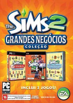 The Sims 2 Coleção Grandes Negócios