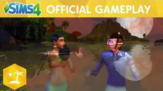 The Sims 4™ Ilhas Tropicais Jogabilidade Oficial