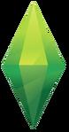 Plumbob The Sims 4 (segunda versão)