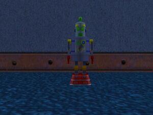 Robô de Brinquedo