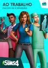 Capa The Sims 4 Ao Trabalho