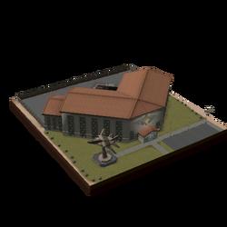 Base Militar do Exército no Deserto