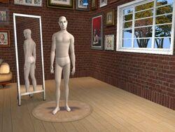 Manequim (The Sims 2)