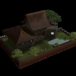 Casa da Samambaia