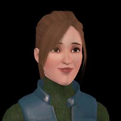 Gundrun Bicudo (The Sims 3)