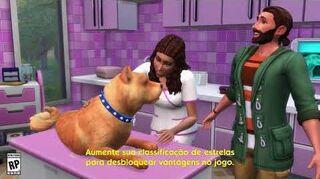 The Sims 4 Gatos e Cães Trailer Oficial da Jogabilidade dos Veterinários