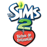 Logo The Sims 2 Bichos de Estimação