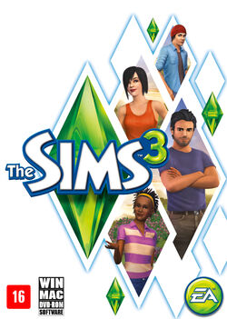 Packshot The Sims 3 (V3)