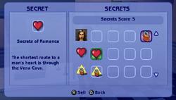 Secrets TS2 PSP