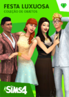 Capa The Sims 4 Festa Luxuosa
