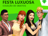 The Sims 4: Festa Luxuosa