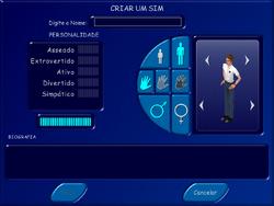Criar um Sim (The Sims)