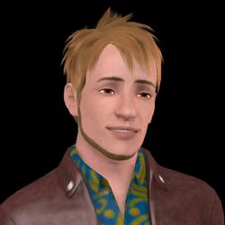 Roberto Novato (The Sims 3)