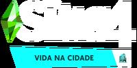 The Sims 4 - Vida na Cidade (Logo)