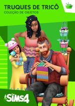 Capa The Sims 4 Truques de Tricô