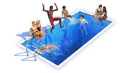 The Sims 4 Piscinas Render