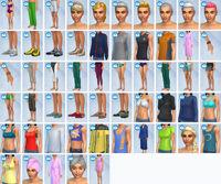 The Sims 4 - Dia de Spa (Itens 1)
