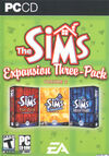 The Sims Exp-3-Pack Vol 2