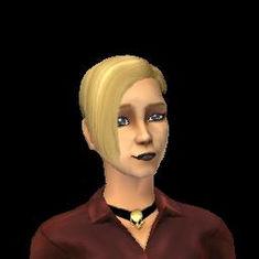 Xavier Minaminhoca (The Sims 2)