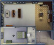 Casa Culpepper 17 (internamente)