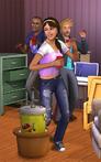 Render The Sims 3 Vida Universitária 01