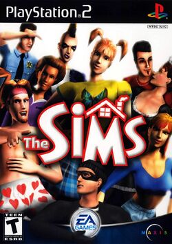 The Sims (console-capa)