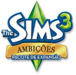 Logo The Sims 3 Ambições