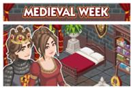 Tema - Tema Medieval - The Sims Social