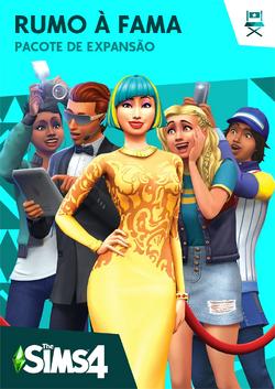 Capa The Sims 4 Rumo à Fama