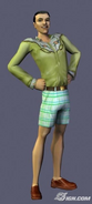 Goopy GilsCarbo (The Sims 2 PSP)