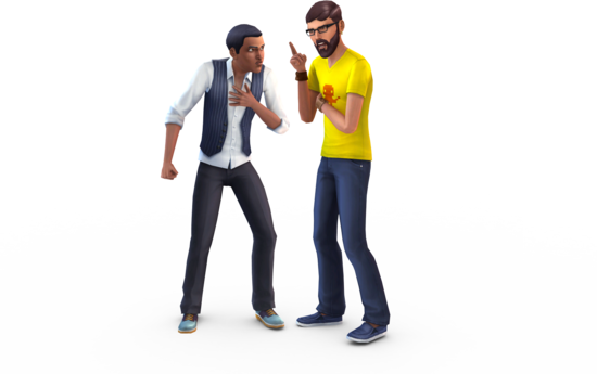 The Sims 4 Render 05